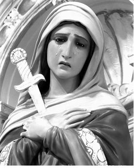 Tưởng niệm những sự thương khó của Đức Maria