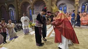 Ðức Thánh Cha cử hành  Thánh lễ với giới trẻ Thái Lan