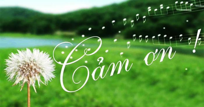 Vài suy nghĩ về việc phát biểu cảm ơn trong thánh lễ