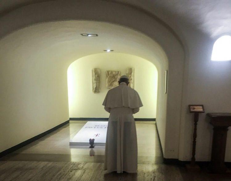 Vì sao Đức Phanxicô sẽ tôn vinh Đức Phaolô VI