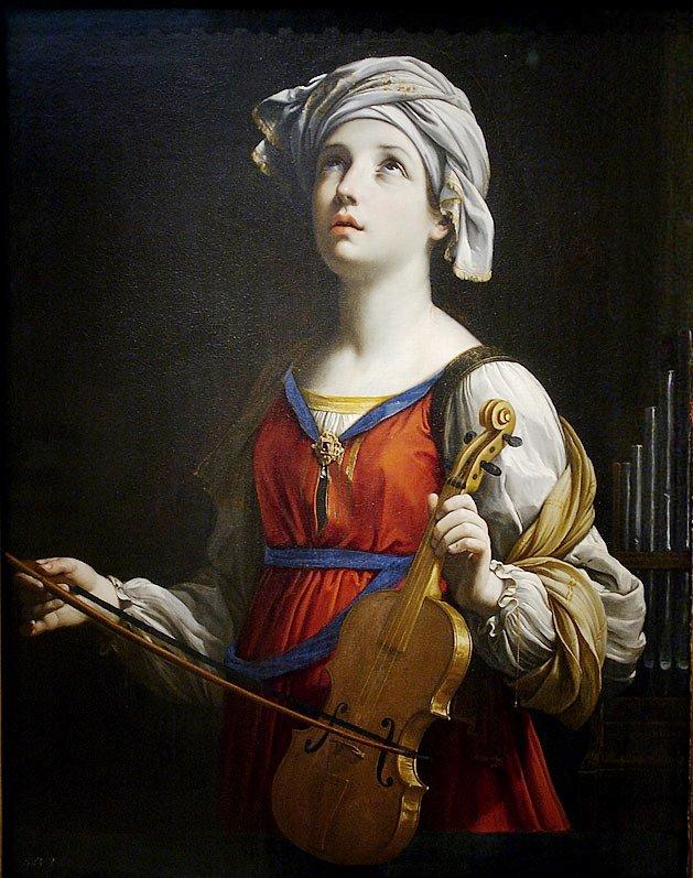 Vị Thánh nữ âm nhạc có di thể bất hoại