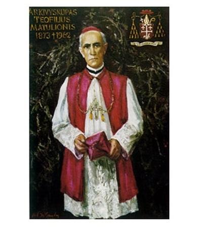 Vị tử đạo Lituania đầu tiên dưới thời Sô viết được phong chân phước