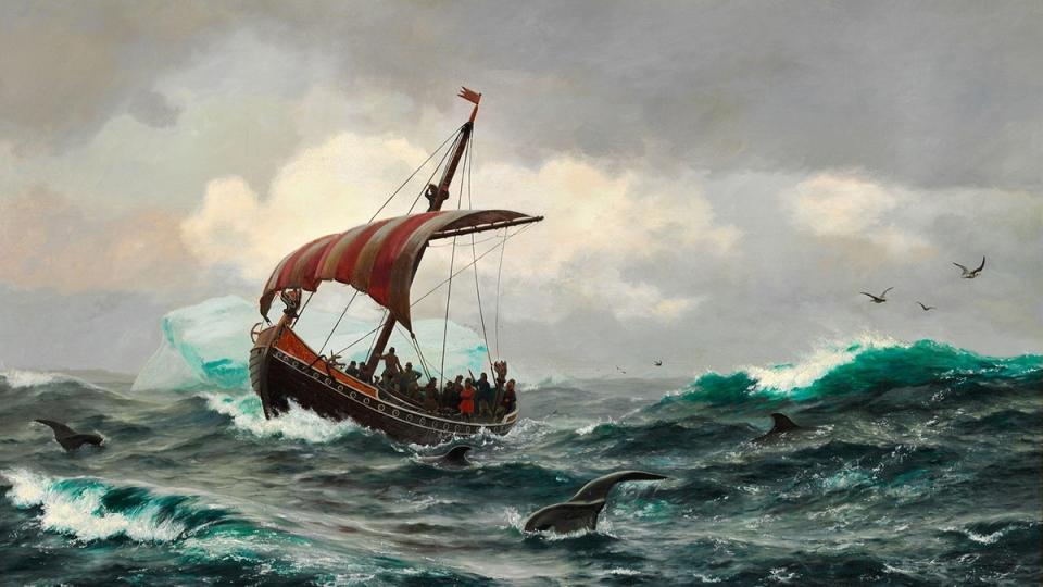 Vị tu sĩ thuộc thế kỷ 14 đã biết đến Châu Mỹ từ rất lâu trước Christopher Columbus