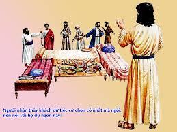 Lời nguyện tín hữu - Chúa nhật XXII Thường Niên - Năm C