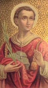 Thánh  Têphanô