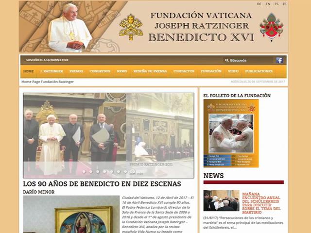 Tổ chức Ratzinger nghiên cứu đề xuất sinh thái của hai vị giáo hoàng Benedict XVI và Phanxicô