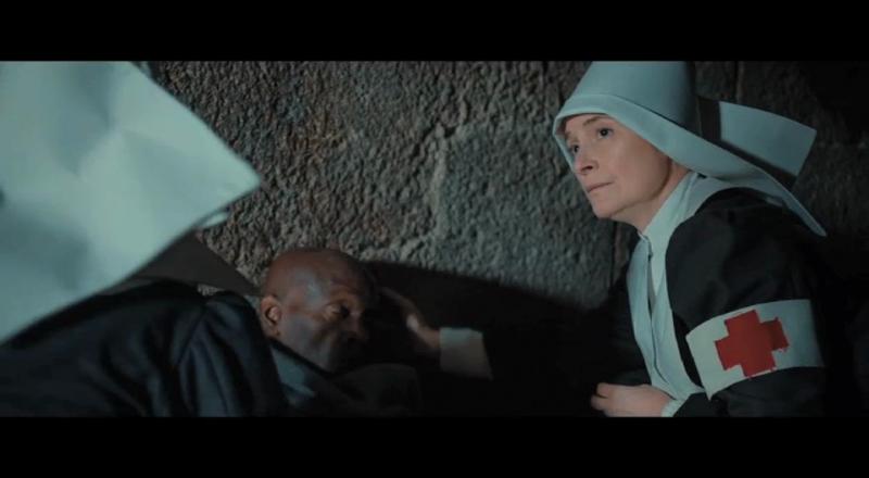 """""""Red de libertad"""" - bộ phim kể về một nữ tu đã đối mặt với Đức quốc xã"""