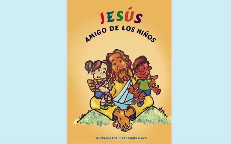 Sách nghiên cứu Kinh Thánh hoạt hình dành cho nhi đồng
