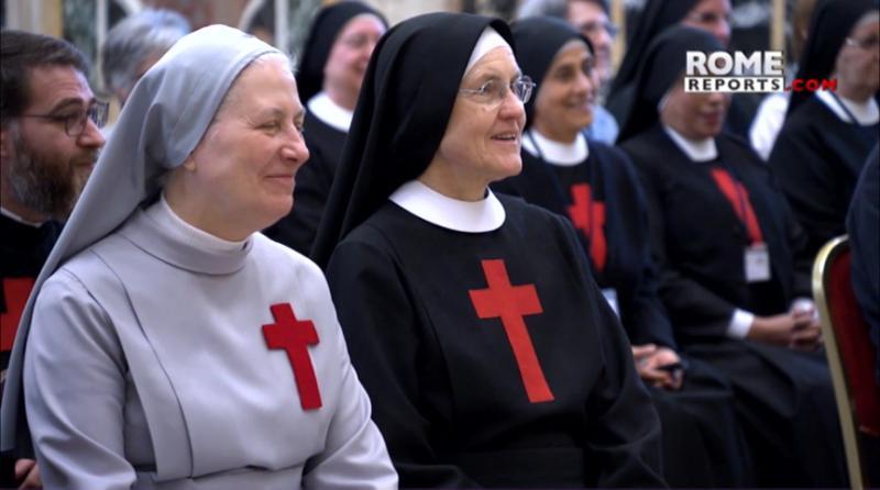 ĐGH Phanxicô nói với Gia đình Dòng Thánh Camilô: Đặc sủng không tự khẳng định, mà dành cho người khác