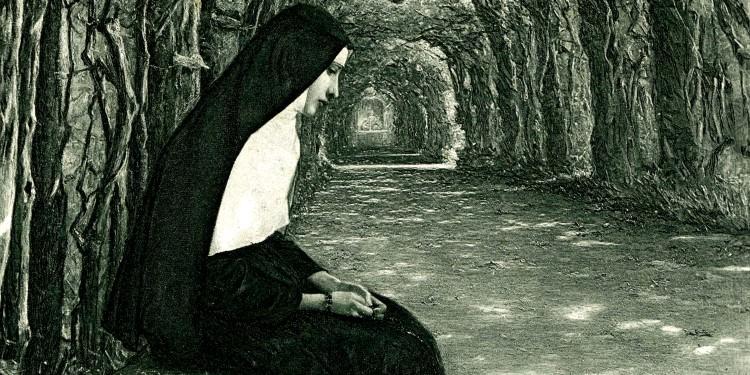 Vợ chọn đi tu để chồng có thể được làm linh mục