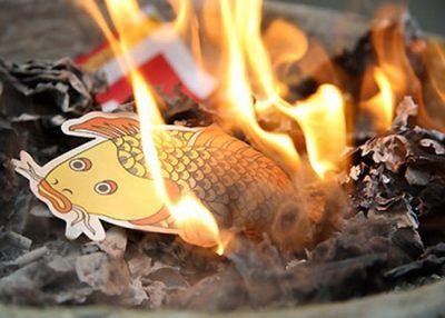 Xin đốt những mê muội của chính mình!