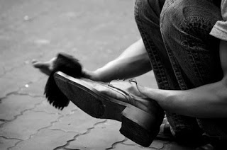 Xin Ðược Ðánh Giày