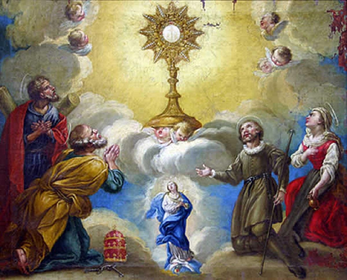 Xưng Tội và Rước Lễ mùa Phục Sinh