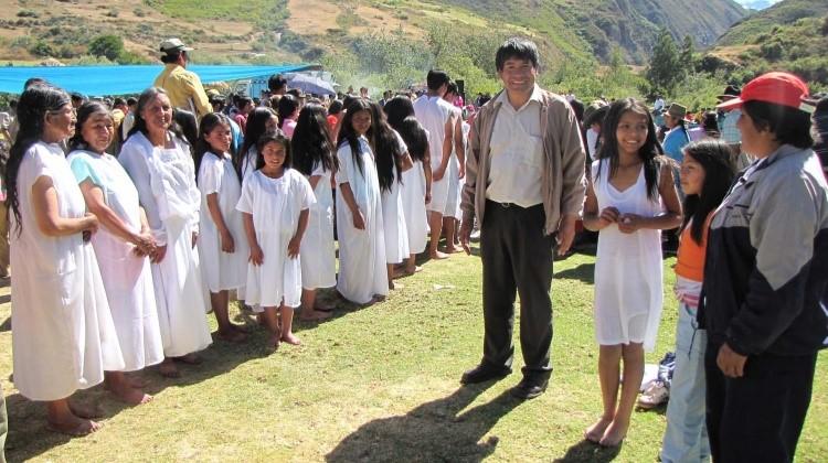 Yanaoca: Công cuộc truyền giáo trên vùng núi.