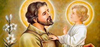 Thánh Giuse và năm thánh của Ngài
